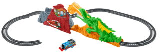 Mašinka Tomáš TrackMaster Motorized Railway Dragon Set with Thomas