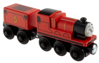 Mašinka Tomáš Wooden Railway James FP