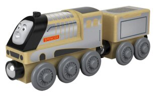 Mašinka Tomáš Wooden Railway Spencer
