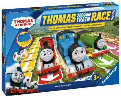 Mašinka Tomáš Train Race Game (ENG)