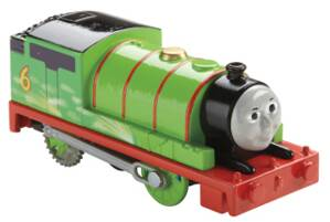 Mašinka Tomáš TrackMaster Motorized Railway Speed & Spark Percy