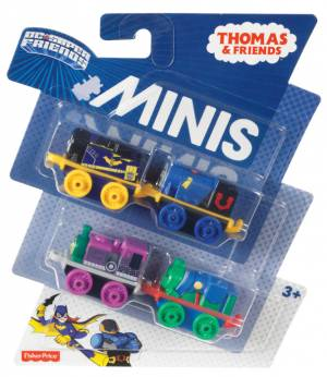 Mašinka Tomáš Minis 4-Pack Assortment