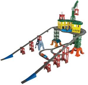 Mašinka Tomáš Minis Super Station Set