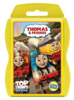 Mašinka Tomáš Top Trumps Juniors: Thomas the Tank Engine (ENG)