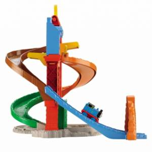 Mašinka Tomáš MyFirst Twisting Tower Tracks